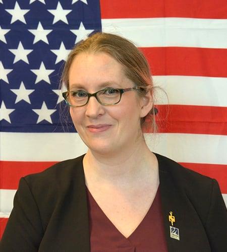 image of veteran Dawn DeRossette
